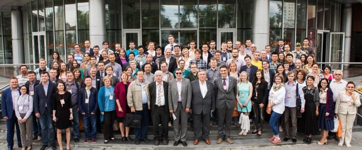 Доклад преподавателя ИФТИС С.А.Бедина на международной конференции «Сканирующая зондовая микроскопия 2017»