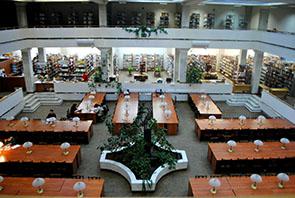Читальный зал библиотеки КГФ превью