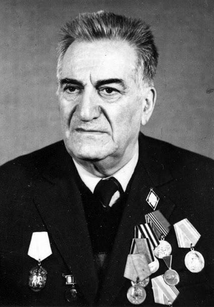 Атанасян Левон Сергеевич (1921-1998)