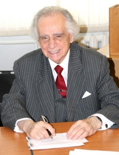 Блох Марк Яковлевич