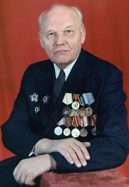 Филиппович Юрий Борисович (1919 - 2004)