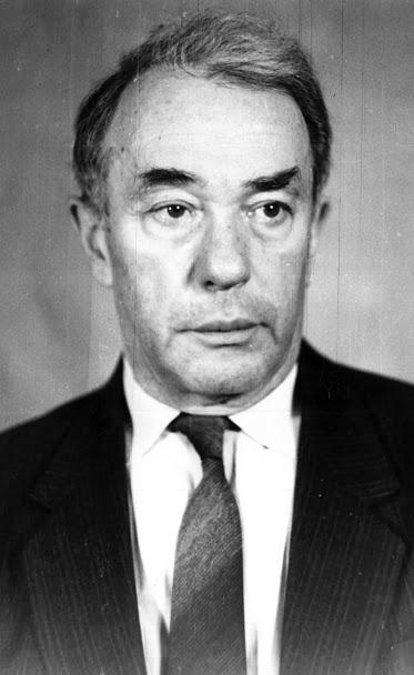 Максаковский Владимир Павлович (1924 - 2015)