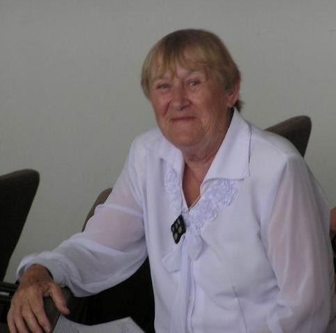 Разумовская Ирина Васильевна