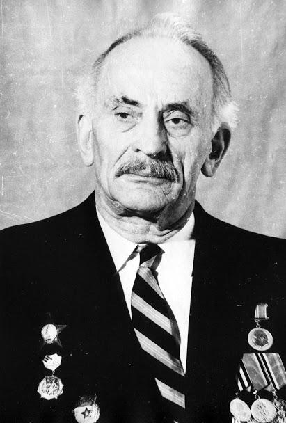 Щегольков Евгений Алексеевич (1917 - 1996)
