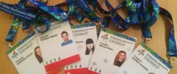 Институт детства на Сурдлимпийских играх!