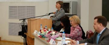Образование для всех: выступление директора Института детства в ВятГГУ