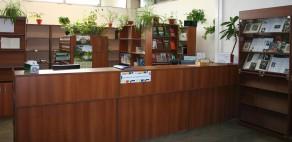 фото отдела научной и худ.лит-ры