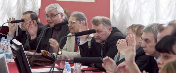 20 апреля состоялось заседание Ученого совета МПГУ