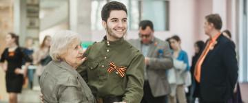 В МПГУ состоялся торжественный прием ветеранов