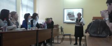 23 апреля 2015 года на факультете педагогики и психологии был проведен круглый стол «Дети Войны», посвященный 70 годовщине Победы в Великой Отечественной войне