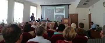 Директор Музея истории МПГУ посетил совещание Совета ректоров города Москвы и Московской области