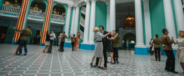МПГУ принял участие в международной акции «Вальс Победы»