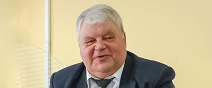 Ушел из жизни доктор философских наук, профессор, заведующий кафедрой социальной педагогики и психологии Валерий Иванович Жог