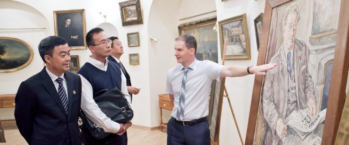 Экскурсии для делегаций из Китая