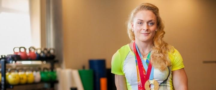 Поздравляем нашу выпускницу Оксану Сливенко
