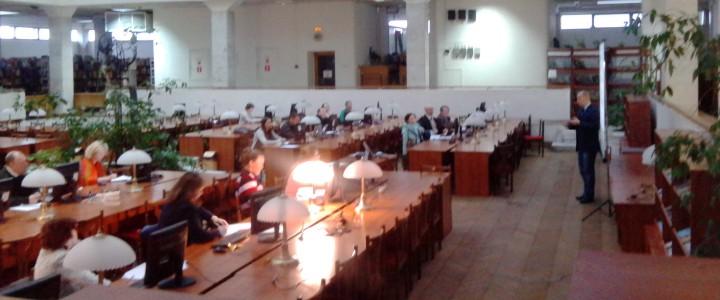 Практический семинар «Scopus и Mendeley для планирования публикаций» в Научной библиотеке МПГУ