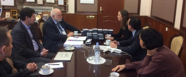 МПГУ укрепляет российско-голландские отношения