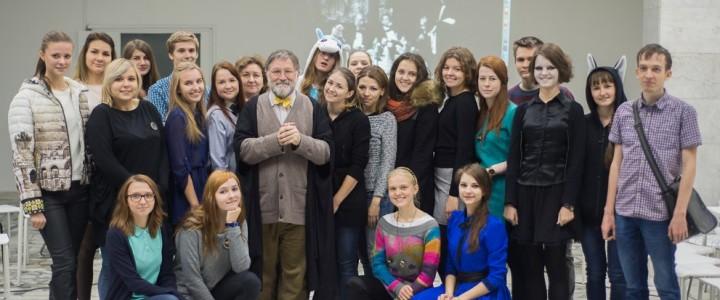 В Институте искусств МПГУ учат искусству анимации