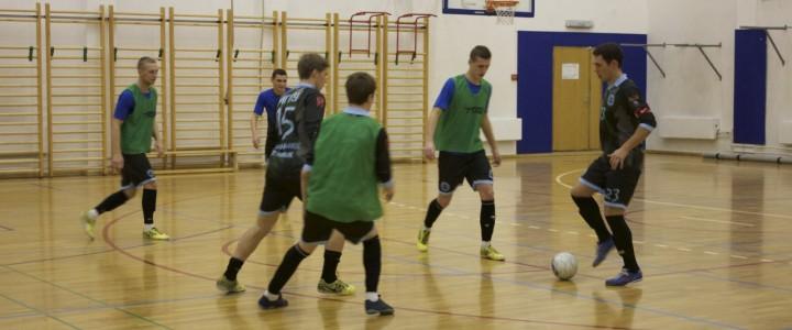 Успех сборной МПГУ по мини-футболу