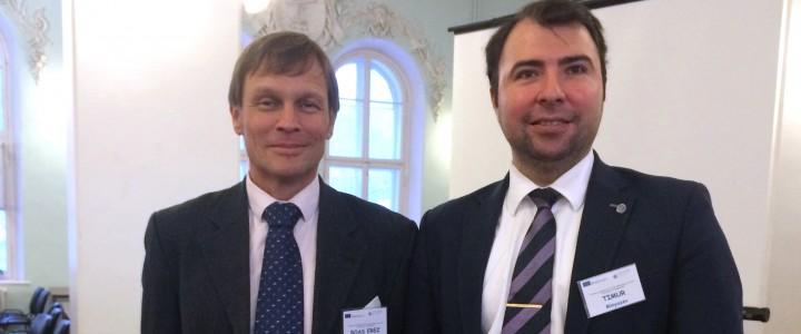 ИСГО принял участие в семинаре по разработке совместных международных программ