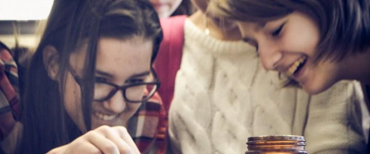 """28 ноября состоялась профориентационная тематическая встреча с учащимися """"Создавай будущее, или о профессиях химика и биолога"""""""