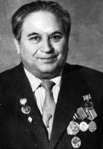 профессор С.Е.Каменецкий