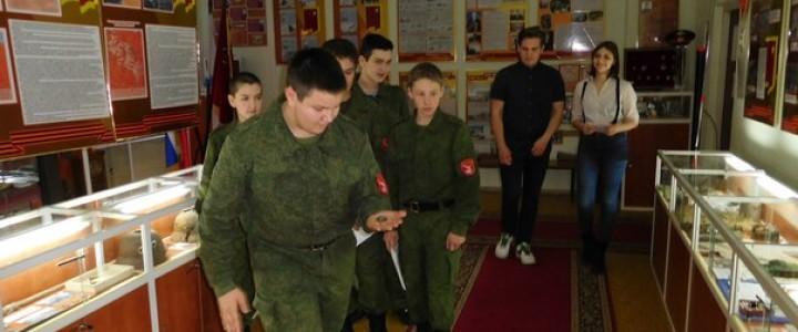 Студенты-историки МПГУ провели квест-игру «Исторический рубеж» для школьников