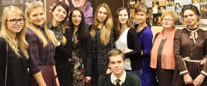 Студенты Института истории и политики погрузились в атмосферу Средневековья