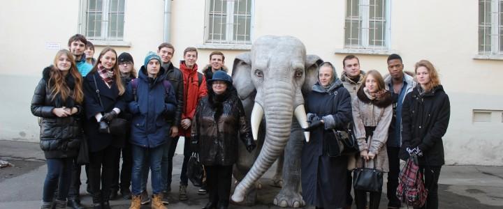 Студенты Института истории и политики познакомились с культурой Востока и Средней Азии