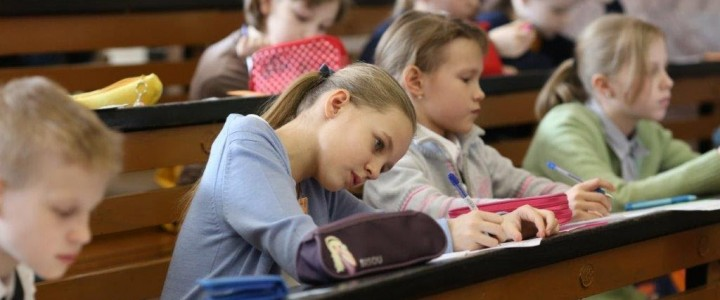 В МПГУ прошла Всероссийская открытая олимпиада для школьников