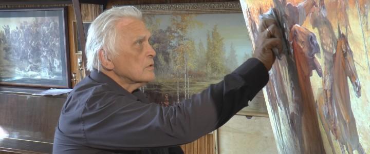 Нашему выпускнику Вячеславу Назаруку – 75 лет!