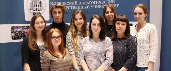 Факультет педагогики и психологии принял участие в образовательной выставке!