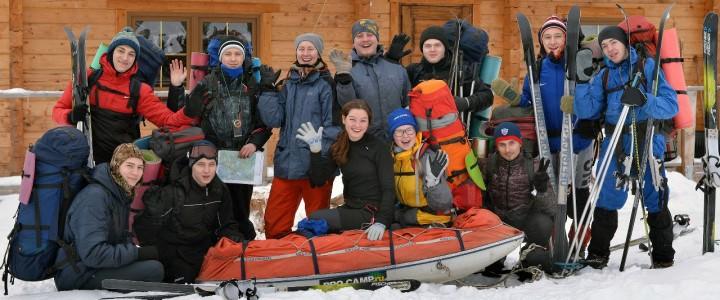 На лыжах – к Северному полюсу! (Продолжение)