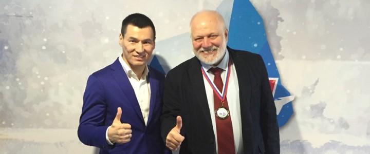 В ВТБ Ледовом Дворце определился победитель студенческого Чемпионата Москвы по хоккею