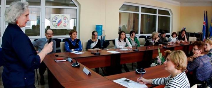 В Москве проведена серия обучающих мероприятий в рамках межрегиональной Школы медиатьюторов