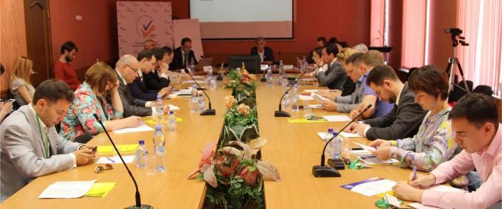 В МПГУ прошла конференция «Электоральные процессы в современной России»