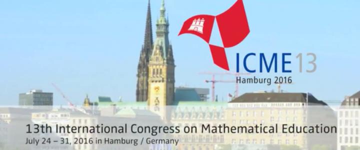 13-й Международный конгресс по математическому образованию