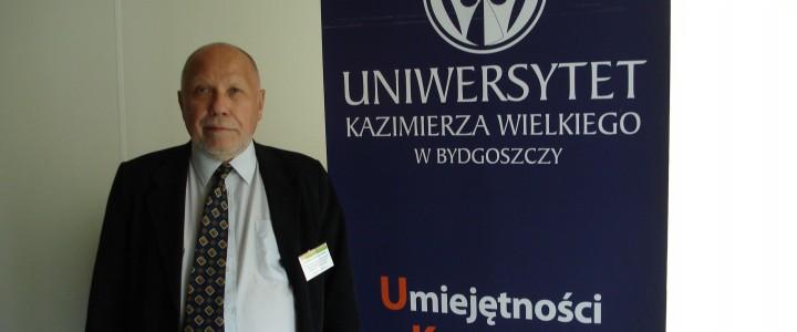 Заведующий кафедрой методики преподавания истории Е.Е. Вяземский выступил на международной конференции в Польше