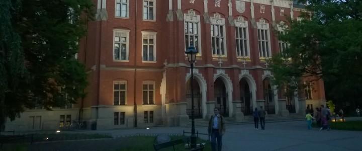Преподаватели МПГУ приняли участие в международной филологической конференции в Ягеллонском университете