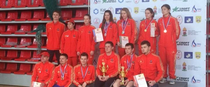 Поздравляем Чадаева Романа с успешным выступлением на Чемпионате России!