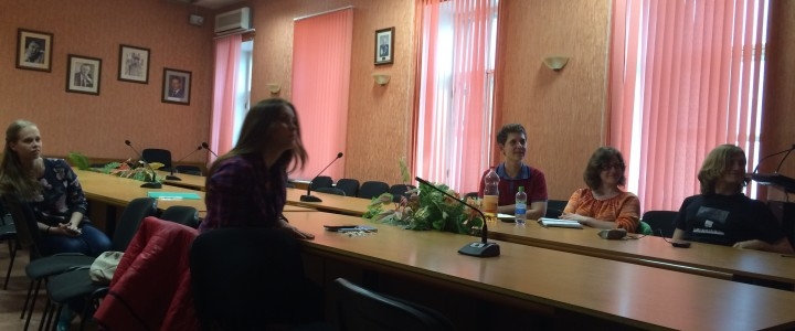 В МПГУ состоялось итоговое собрание пресс-центра