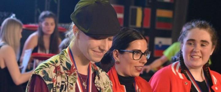 Студентка ИСГО выступила на Чемпионате мира