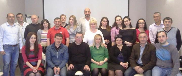 Кафедра социальной педагогики и психологии МПГУ во Владикавказе