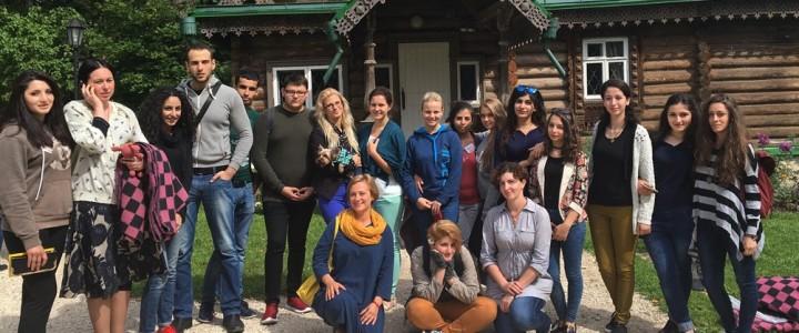 Подходит к концу Летняя школа МПГУ «Россия-Армения. Пробы совместного действия»