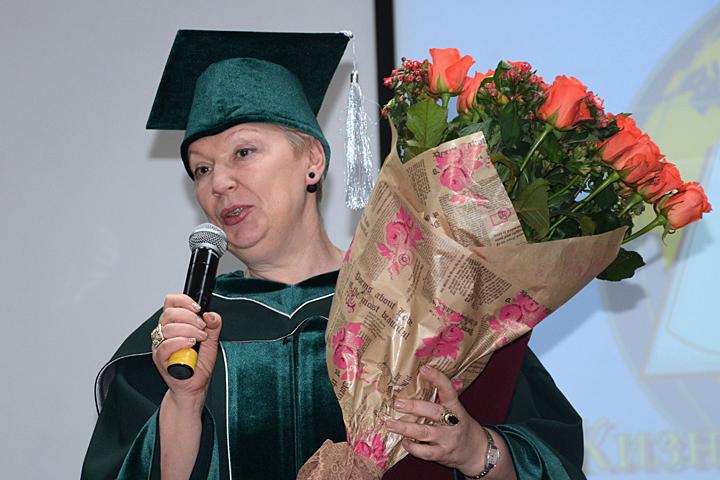 Ольга Васильева. Фото ТАСС