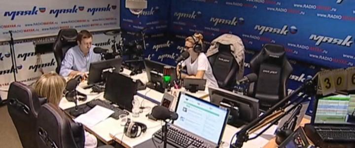 Доцент Института истории и политики Т.Н. Лощилова рассказала слушателям радиостанции «Маяк» о Генрихе IV