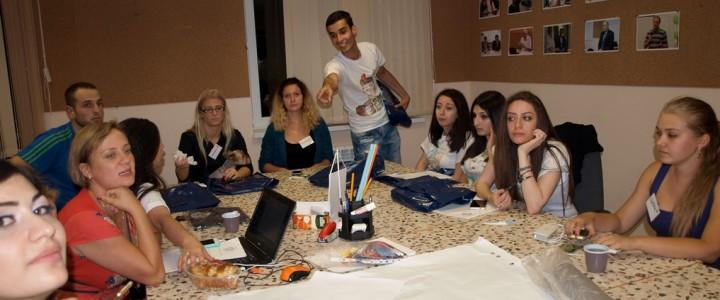 В МПГУ начала работу студенческая Летняя школа «Россия-Армения. Пробы совместного действия»