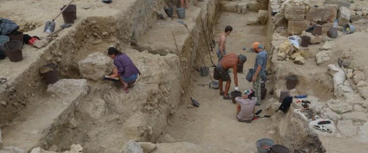 Телеканалу «Москва-24» рассказали о подготовке археологов в МПГУ