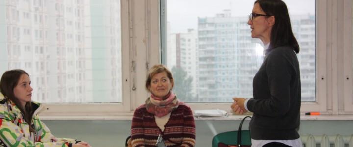 Центр психолого-педагогического сопровождения студентов с ОВЗ на Дне слуха