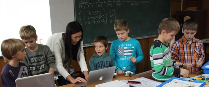 Физический фейерверк и день открытых уроков в ИФТИС МПГУ